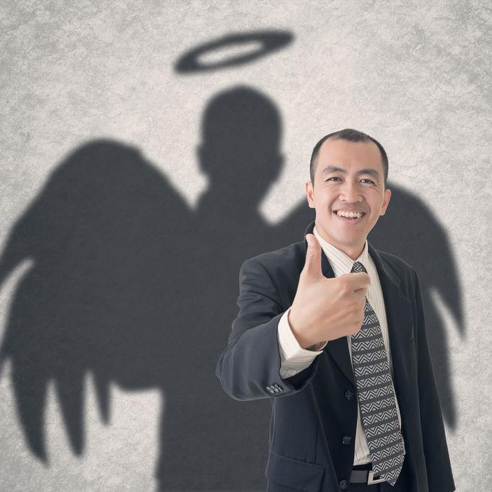 Menselijke engelen